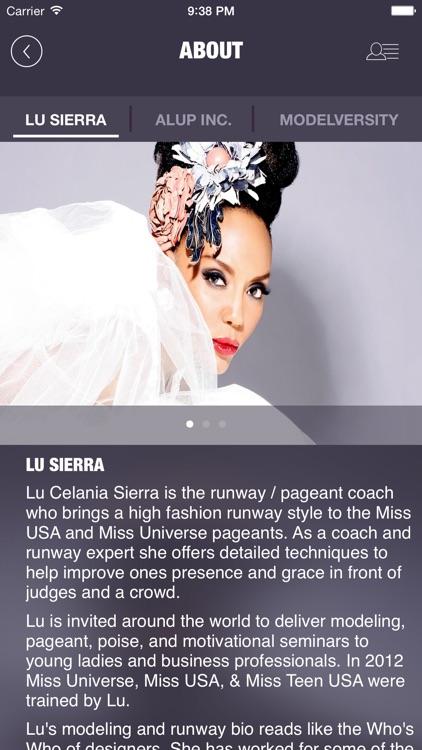 Lu Sierra's Modelversity screenshot-4