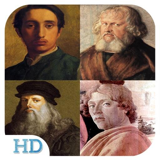 Painting Gallery HD for iPad - Leonardo da Vinci , Edgar Degas , Hieronymus Bosch , Sandro Botticelli