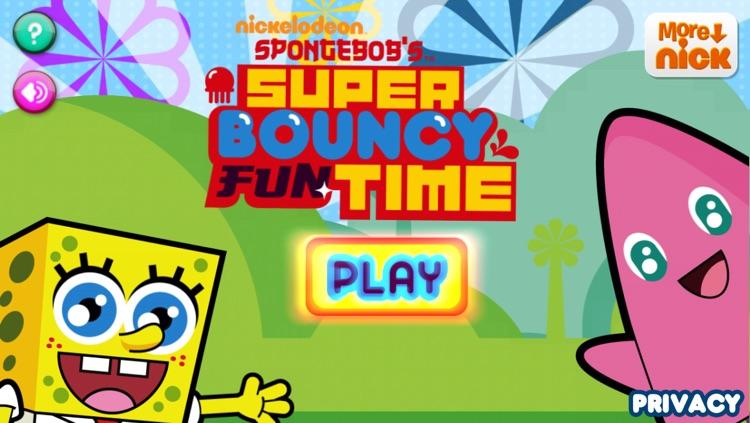 SpongeBob's Super Bouncy Fun Time Deluxe