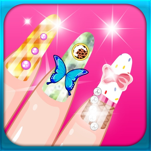 Nail Salon Race  Pro icon