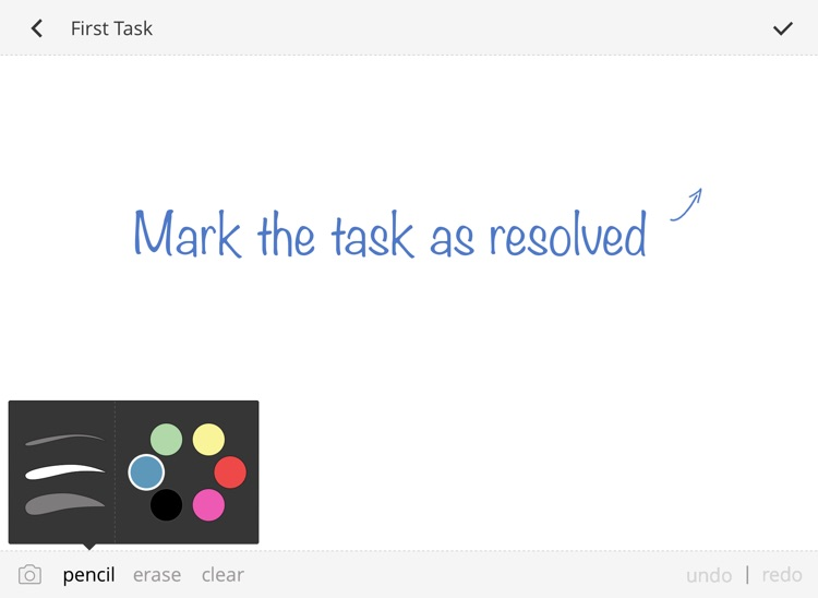 Specifics HD - Notetaker and Task Manager screenshot-4