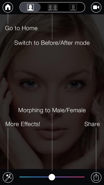 GenderMorph screenshot-4