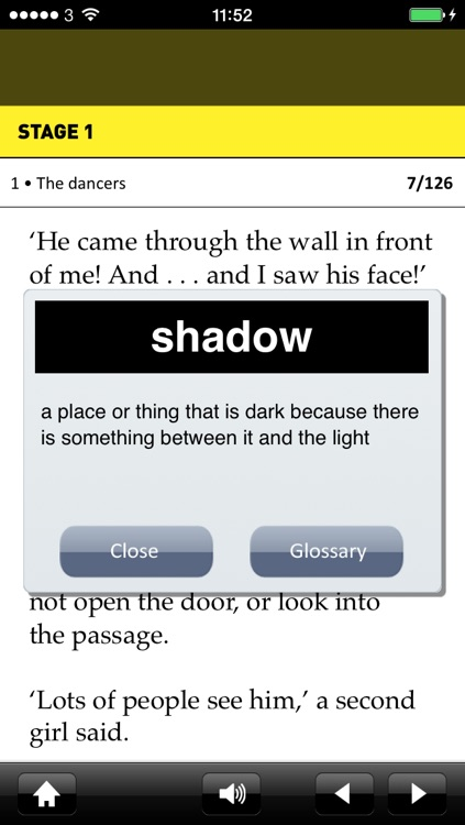 The Phantom of the Opera: Oxford Bookworms Stage 1 Reader (for iPhone)
