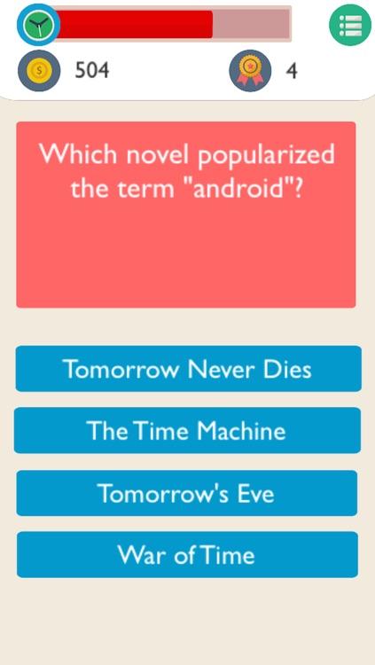 A+ Ultimate Geek Quiz screenshot-3