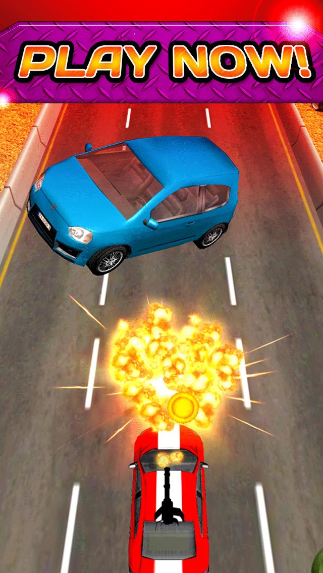 キッズ&ティーンプロのための高速ナイトロスピードゲームで3Dストリート·レースドライビングシミュレータバトルのおすすめ画像5