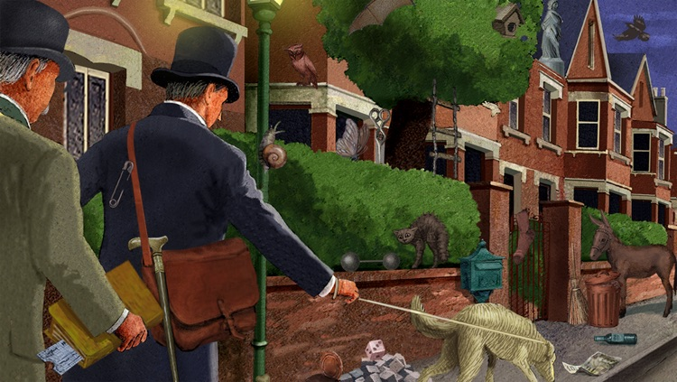 Hidden Object Game FREE - Sherlock Holmes: The Sign of Four