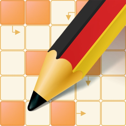 Learn German with Crossword Puzzles icon