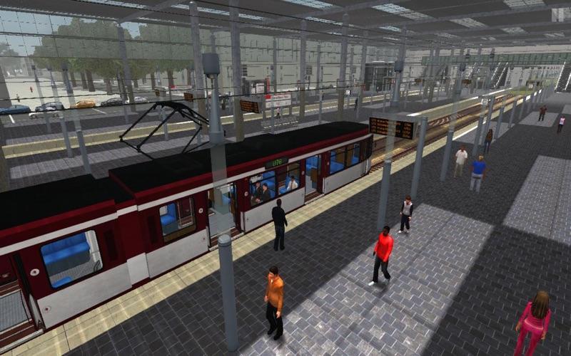 Tram Simulator Duesseldorf screenshot 1