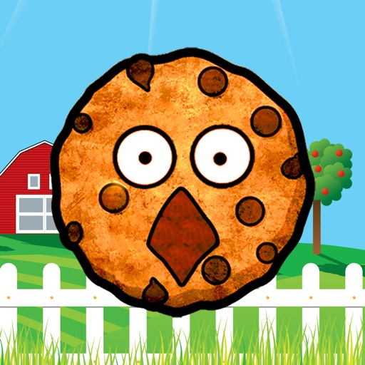 Flappy Cookie Fall - The Clappy Balloon Smash of Escape Island - Free Tiny Game with Impossible Levels