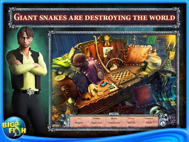 House of 1000 Doors: Serpent Flame HD - A Hidden Object Adventure