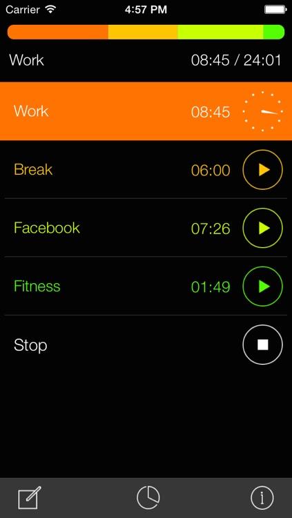 WorkBreak — See Your Time screenshot-3
