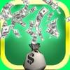 Regnerisch Zahlen Tag (Rainy PayDay) - Spielen Sie ein kostenloser Geld Spiel, wo Sie müssen sehr schnell sein, zu erhalten reich!