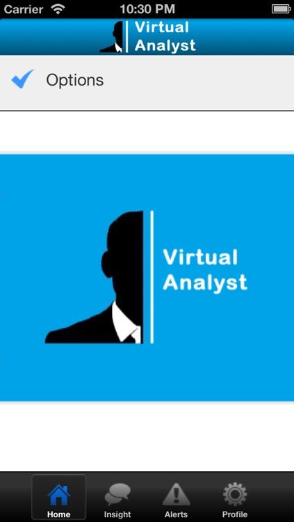 Virtual Analyst