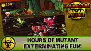 Radioactive Fallout - The Mutant Uprising screenshot one