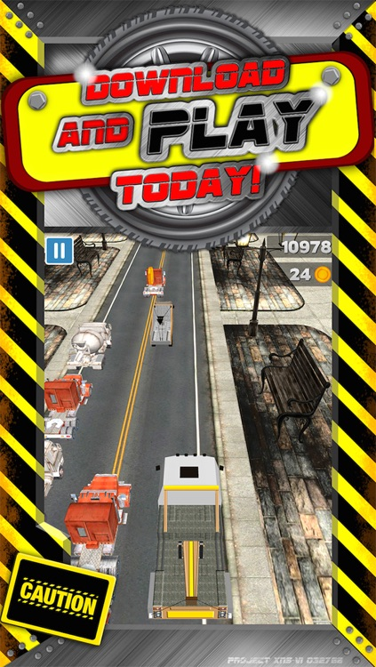 Awesome Tow Truck 3D Racing Game by Fun Simulator Games for Boys and Teens FREE screenshot-4