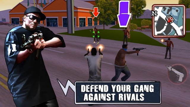 Urban Crime Screenshot