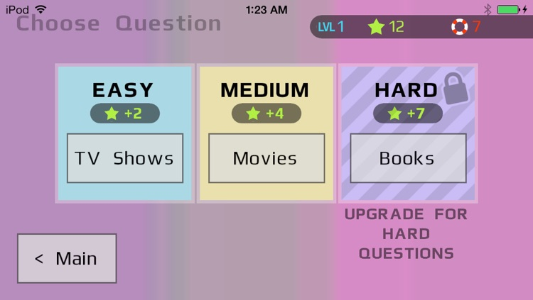 Quotes Trivia: Movies, TV, Music, Books screenshot-4