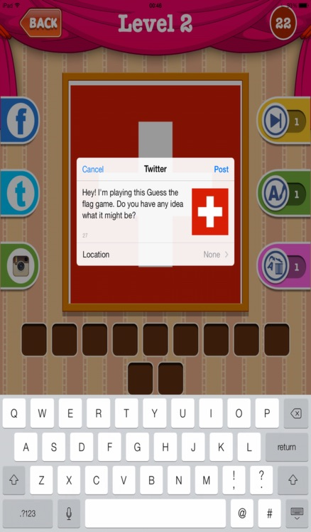 Allo! Guess The Flag - The Ultimate Fun Free Country Flag Quiz screenshot-1