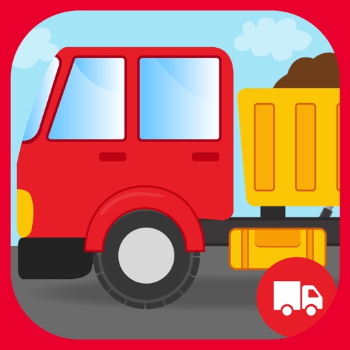 Peekaboo Trucks Cars and Things That Go Lite Learning Game for Kids
