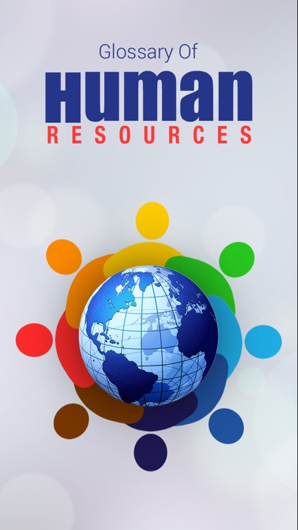 Human Resource Terminology Glossary