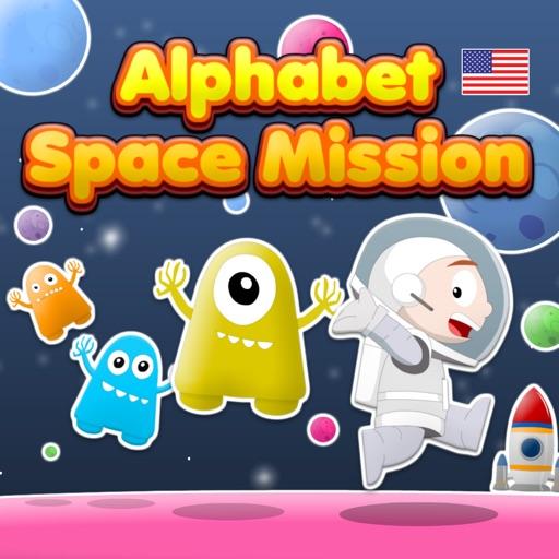 Alphabet Space Mission (US English)