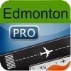 Edmonton Airport+Flight Tracker air YEG Canada