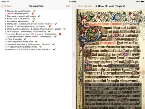 Medieval Handwriting iOS Application Version 1 1 - iOSAppsGames