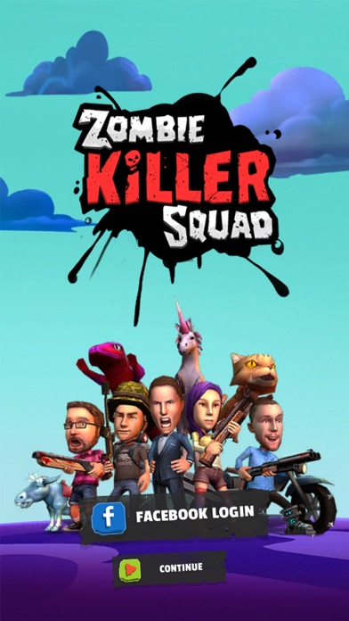 Zombie Killer Squad screenshot one