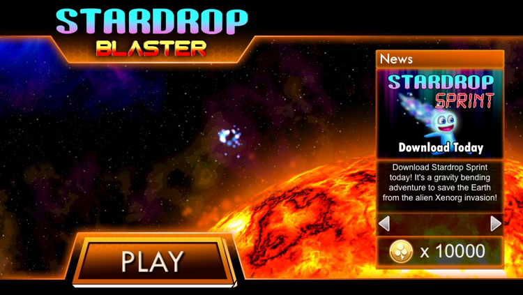 Stardrop Blaster screenshot-1