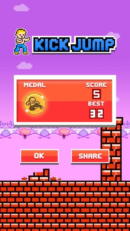 Kick Jump Fighter - Play Free 8-bit Retro Pixel Fighting Games screenshot-3