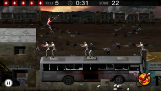 Undead Battle: Zombie Invasion! screenshot two
