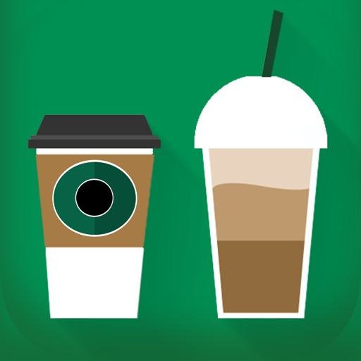 Secret Menu for Starbucks app logo