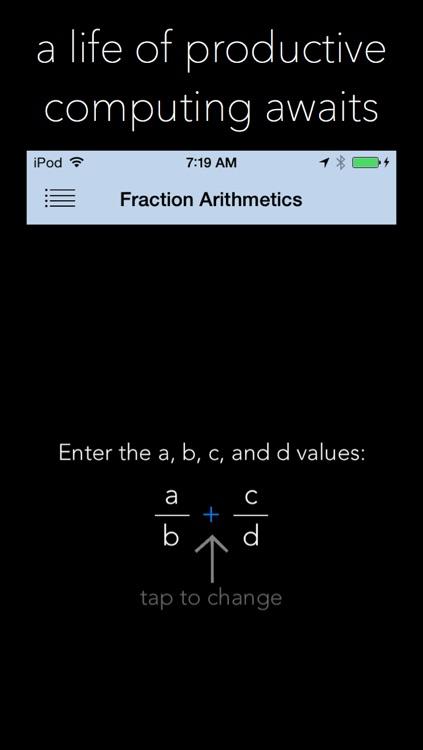 Mr. Calc - An All-In-One Calculator