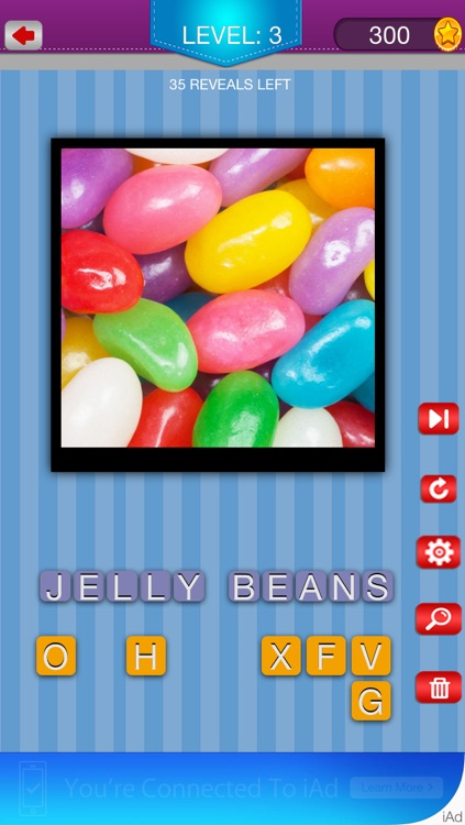 Guess the Snacks - Trivia Puzzle Quiz for Popular Famous Junk Foods and Candy screenshot-1