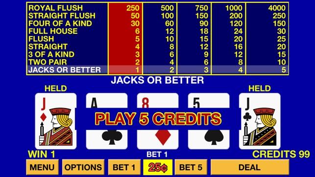 Все игровые аппараты видео покер