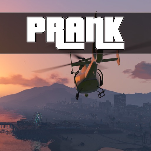 Prank for Grand Theft Auto 5 - GTA 5 Prank