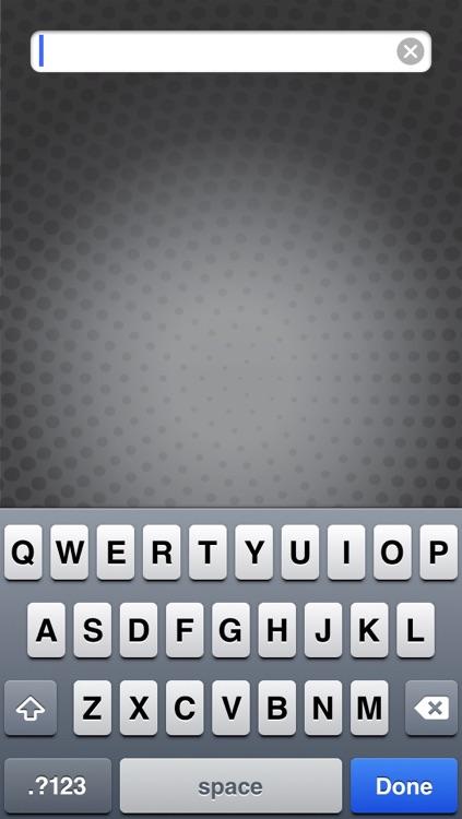 Smart TV Remote screenshot-3