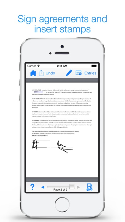 Form Tools PDF - quickly fill out an agreement, a contract or an entry
