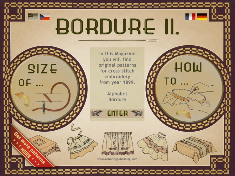 Bordure Stitch 2 screenshot-0