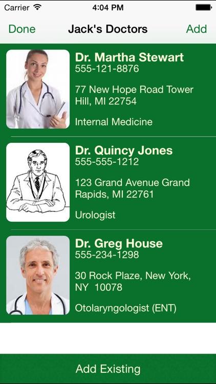Medical Records Tracker
