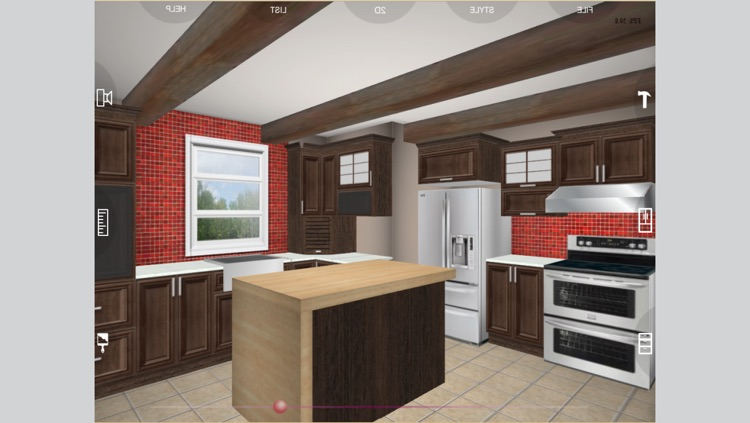 Udesignit kitchen 3D