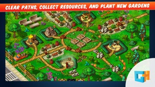 Gardens Inc. 2 - The Road to Fame: A Building and Gardening Time Management Game screenshot three
