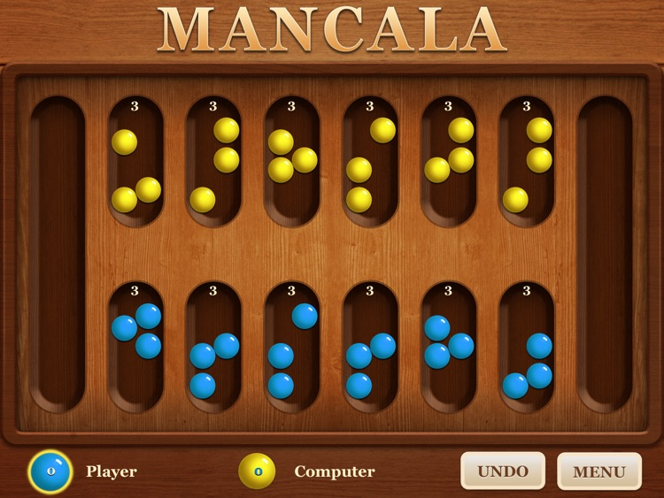 Mancala - Deluxe HD screenshot-2