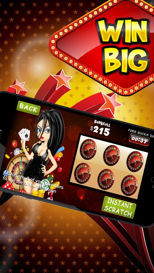 Casino Lotto Scratchers - Vegas Lottery Instant Jackpot
