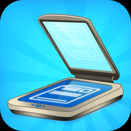 Scan to PDF Converter icon