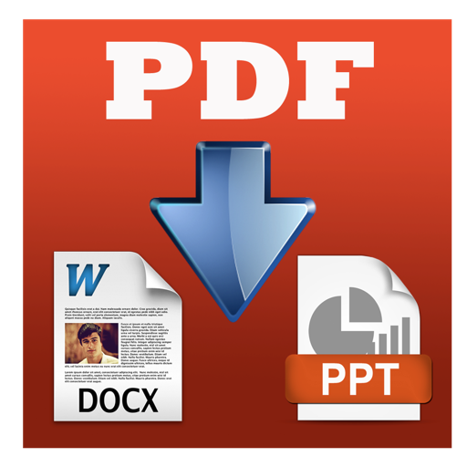 PDF to Word and PPTX