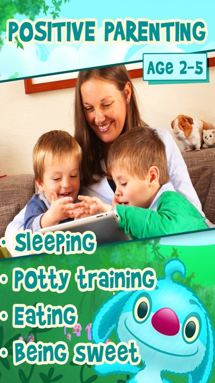 Kiddie: positive parenting toddlers 2–5 years: reading, reward charts and fun songs