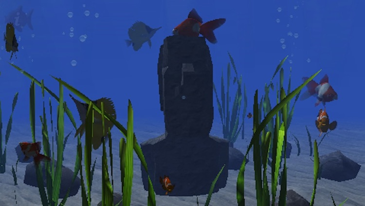 my Fish 3D Virtual Aquarium (Silver Edition) FREE screenshot-4