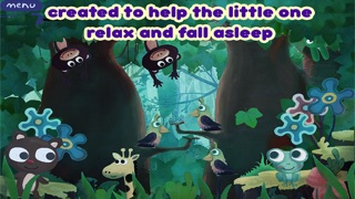 Lullaby Planet free - sweet night - bedtime music app for Baby screenshot one