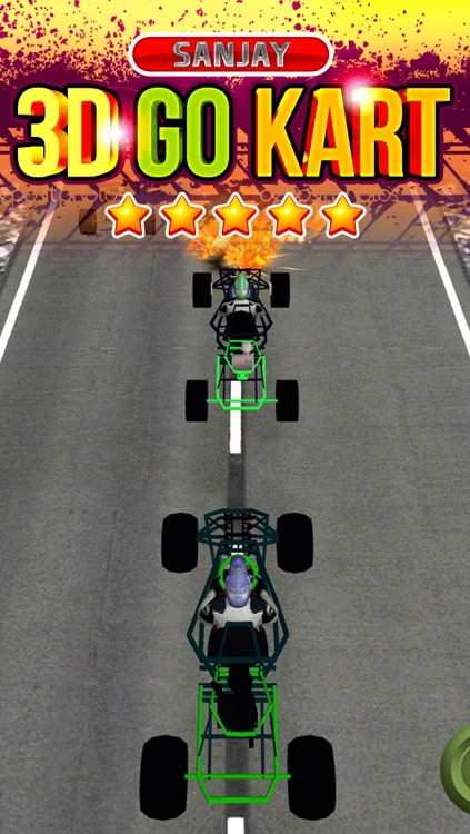 3D Go Kart Racing Madness By Street Driving Escape Simulator Game For Teens Free